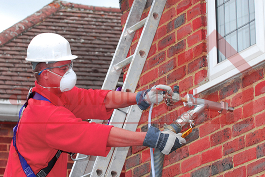 cavity wall insulation grants