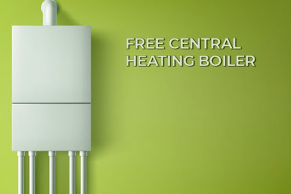 free central heating boiler