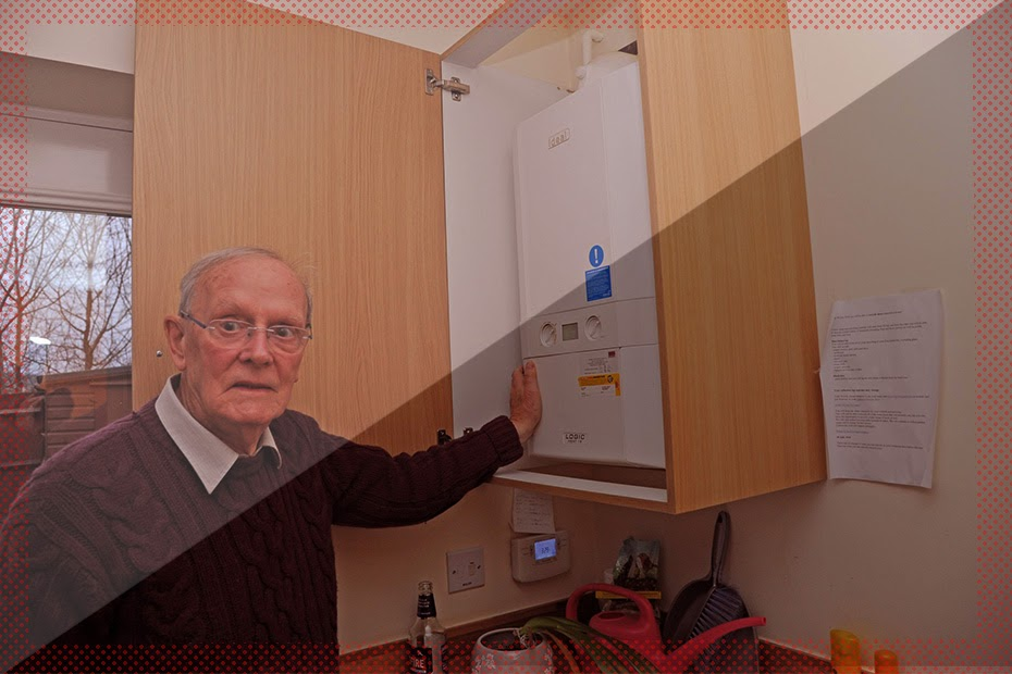 Free Boilers For Pensioners